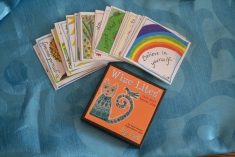 Box of 48 hand drawn inspirational cards
